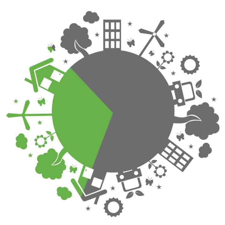 social construction of the environment